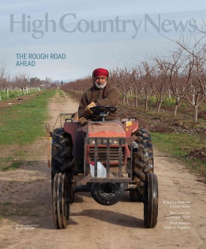 High Country News Magazine Subscriptions