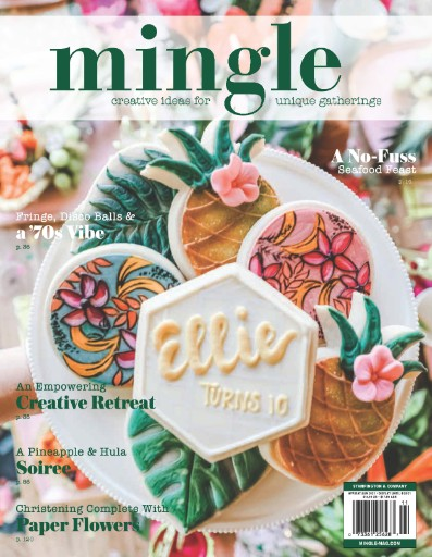 Mingle Magazine Subscriptions