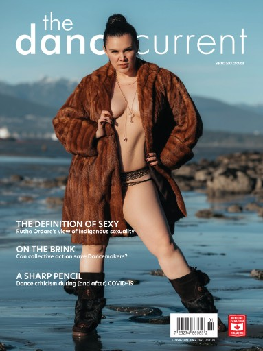 The Dance Current: Canada's Dance Magazine Magazine Subscriptions