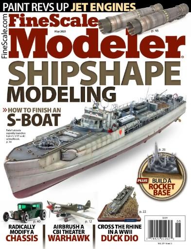 FineScale Modeler Magazine Subscriptions