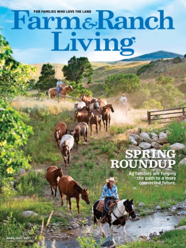 Farm & Ranch Living Magazine Subscriptions