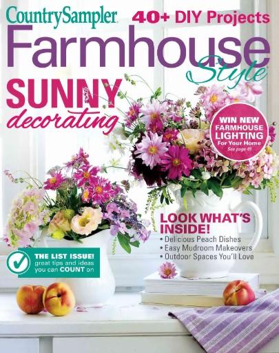 Farmhouse Style Magazine Subscriptions
