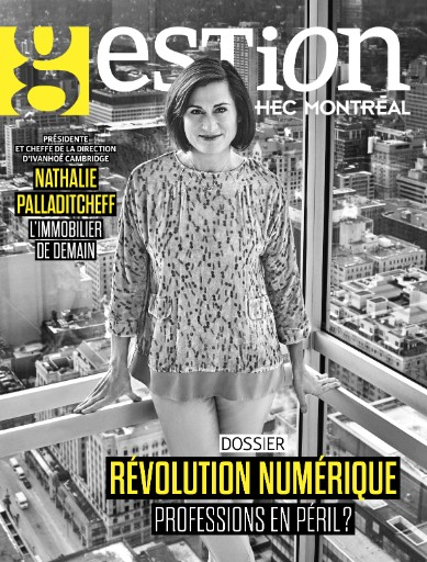 Gestion - HEC Montreal Magazine Subscriptions