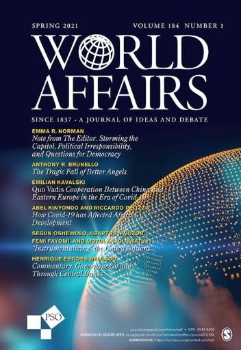 World Affairs Magazine Subscriptions
