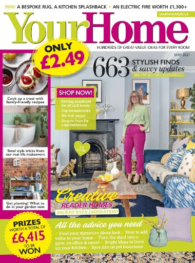 Your Home Magazine Subscriptions
