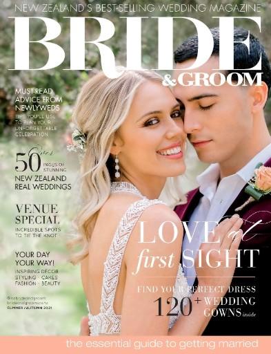 Bride & Groom Magazine Subscriptions