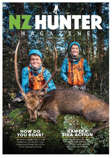 NZ Hunter Magazine Subscriptions