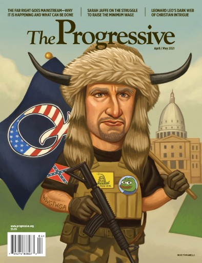 The Progressive Magazine Subscriptions