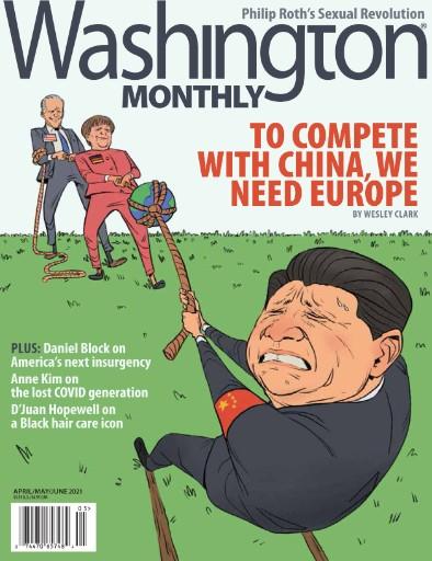 Washington Monthly Magazine Subscriptions