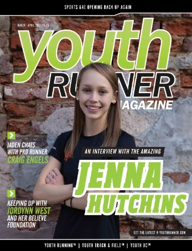 Youth Runner Magazine Subscriptions