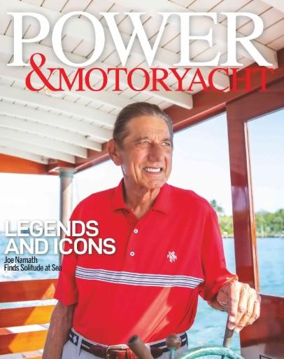 Power & Motoryacht Magazine Subscriptions