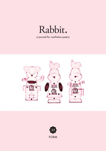 Rabbit  A Journal for Nonfiction Poetry Magazine Subscriptions
