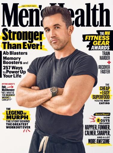 Men's Health Magazine Subscriptions