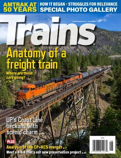 Trains Magazine Subscriptions