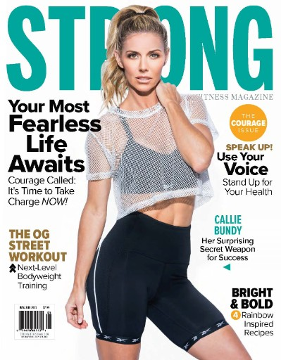 STRONG Fitness Magazine Magazine Subscriptions