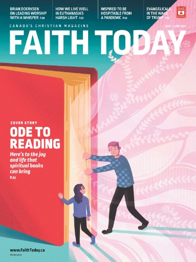 Faith Today Magazine Subscriptions