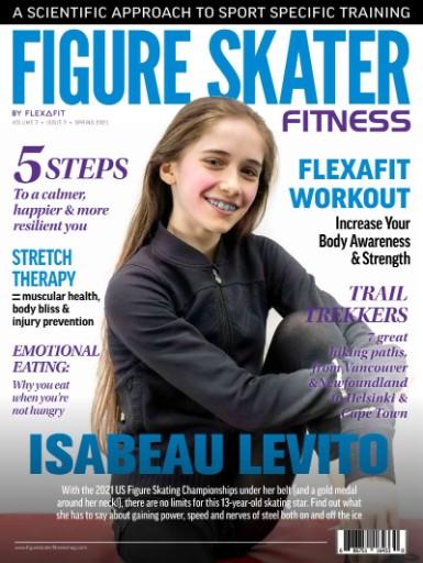 Figure Skater Fitness Magazine Magazine Subscriptions