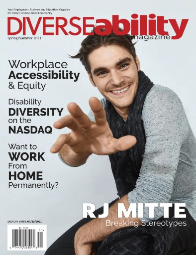 DIVERSEability Magazine Subscriptions