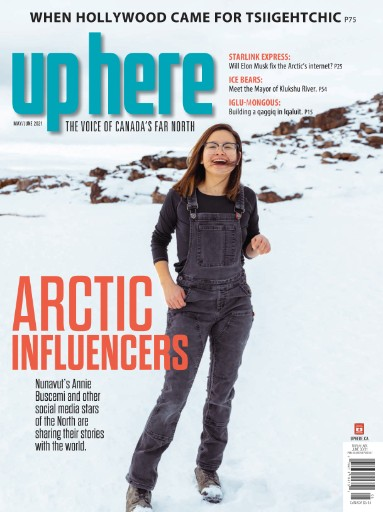 UP Here Magazine Subscriptions
