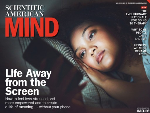 Scientific American Mind Magazine Subscriptions
