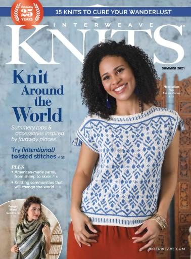 Interweave Knits Magazine Subscriptions