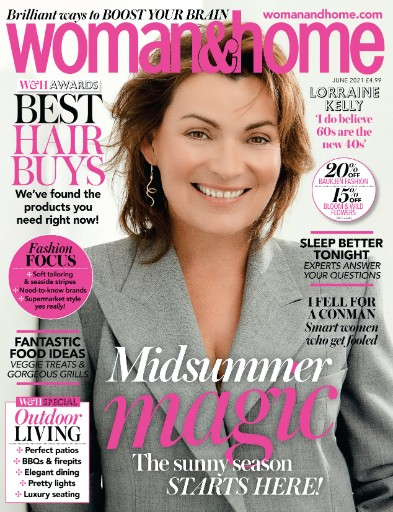 Woman & Home Magazine Subscriptions
