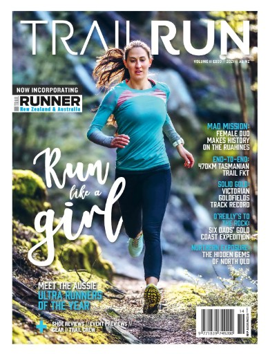 Trail Run Magazine Magazine Subscriptions