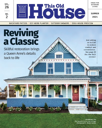 This Old House Magazine Subscriptions