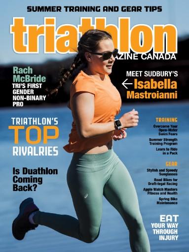 Triathlon Magazine Canada Magazine Subscriptions