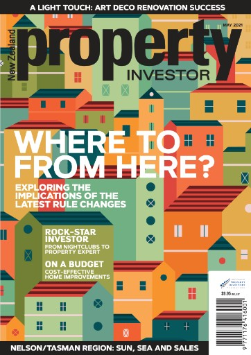 New Zealand Property Investor Magazine Subscriptions
