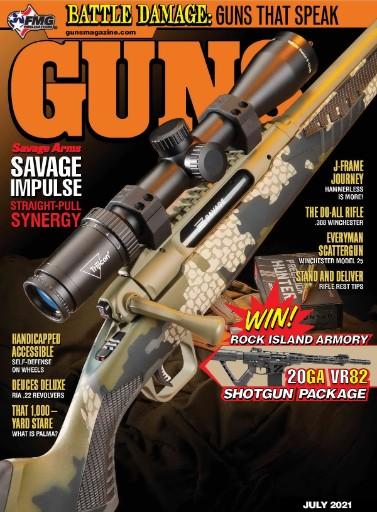 Guns Magazine Magazine Subscriptions