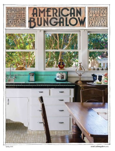 American Bungalow Magazine Subscriptions