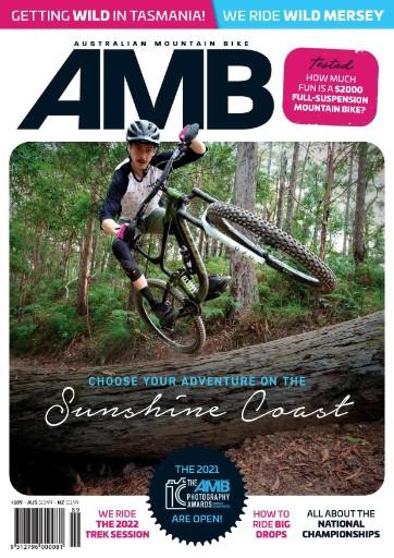 Australian Mountain Bike Magazine Subscriptions