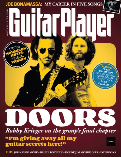 Guitar Player Magazine Subscriptions