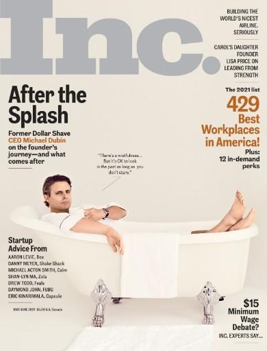Inc. Magazine Subscriptions
