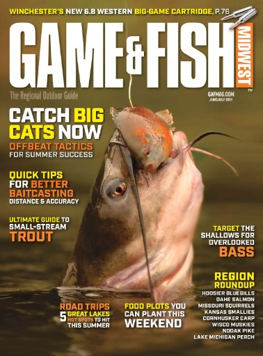 Game & Fish Midwest Magazine Subscriptions