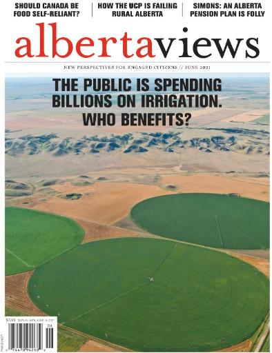 Alberta Views Magazine Subscriptions