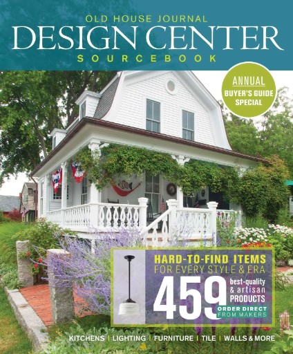 Old House Journal Magazine Subscriptions