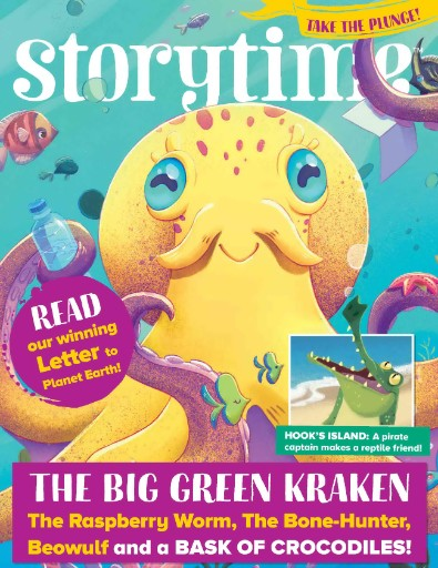 Storytime Magazine Subscriptions