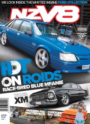 NZV8 Magazine Subscriptions