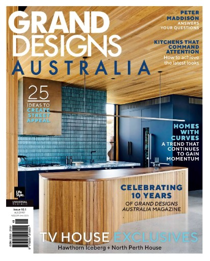 Grand Designs Australia Magazine Subscriptions