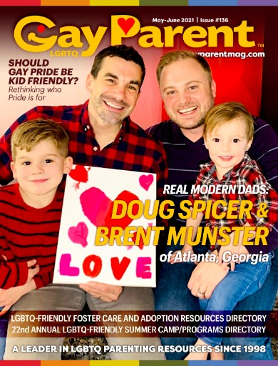 Gay Parent Magazine Magazine Subscriptions