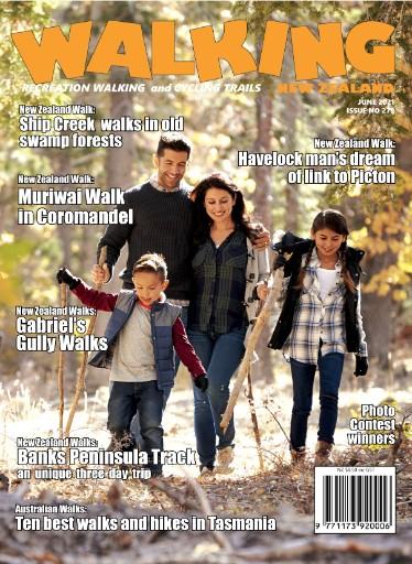 Walking New Zealand Magazine Subscriptions