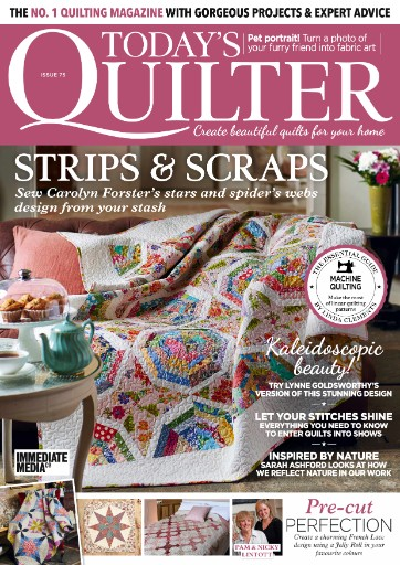 Today's Quilter Magazine Subscriptions