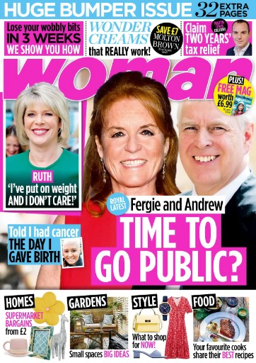 Woman Magazine Subscriptions