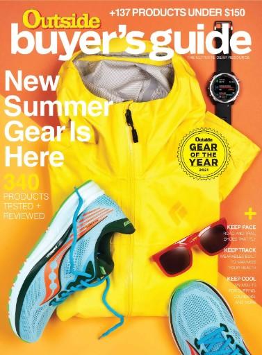 Outside Magazine Subscriptions