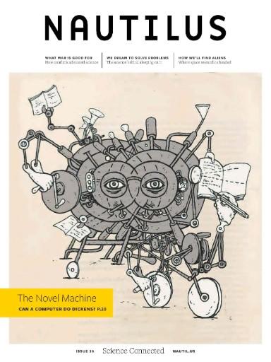 Nautilus Magazine Subscriptions