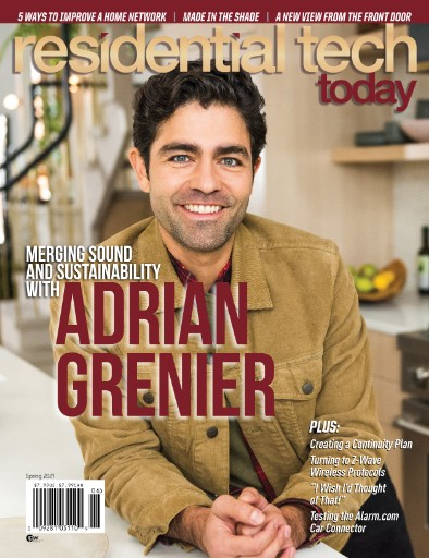 Residential Tech Today Magazine Subscriptions