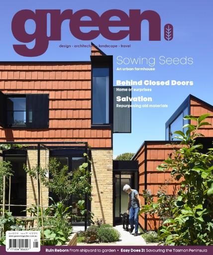 Green Magazine Magazine Subscriptions