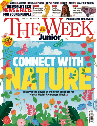 The Week Junior Magazine Subscriptions